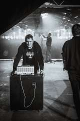 Legends Live Tour - Backstage
